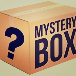 Mystery box of 3+ items of clothes or jewelry